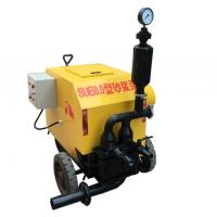 辽宁本溪 销售双活塞柱塞泵灰浆机灰浆泵 厂家直销