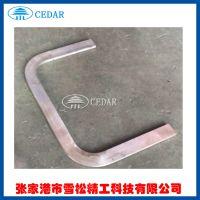 厂家供应蛇型U型折弯机扁钢不锈钢椅子弯管机管材弯曲设备
