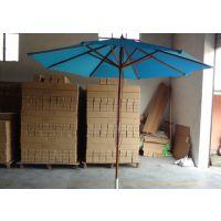 供应木架中柱伞、木架太阳伞、木架庭院伞