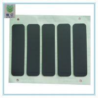 厂家定制 白色网纹硅胶垫 硅胶防滑防震垫 3M防滑缓冲硅橡胶脚垫 硅橡胶防水垫