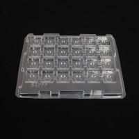 直销PVC电子吸塑盘高档环保用托盘透明吸塑