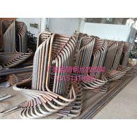 梅花形收线架钢丝落线架定制加工苏州弯管厂