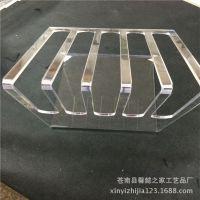 订做高度有机玻璃多功能展示架亚克力电子烟架试管架