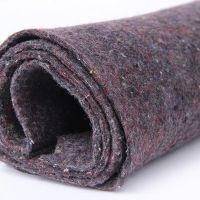 厂家批发 毛毡 道路桥梁工程专用防寒保温养护毯 可定制包装棉毡
