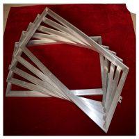 50*60cm铝合金网框 台版印花网框丝印印花铝框生产定做厂家