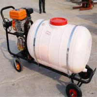 志农牌ZN-100型高压打药机价格 推车式打药机厂家 果树高射程喷雾器