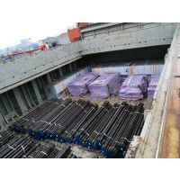 中国钢结构出口到柬埔寨西哈努克港散货船运输双清关物流深圳报关代理公司