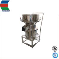 豆浆过滤机 小型固液分离机 450振动筛 上海如昂Runnest厂家直销