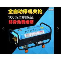 380电动自吸高压清洗机家用洗车机洗车器洗车泵220v高压水泵水枪