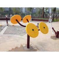 周年活动厂家直销公园小区户外优质健身器材太极