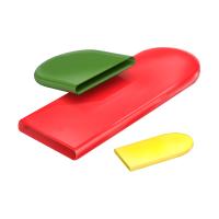 厂家直销 塑料扁平形浸塑盖及塑料手柄套FVG系列