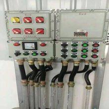 防爆照明配电箱BXMD-53-4/K63铝合金 分开16A 2P4个