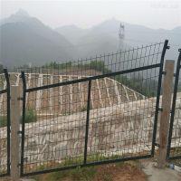 市政建设护栏网 草坪框架护栏网 池塘防护网