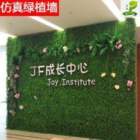 厂家批发外墙围栏室内户外景观绿化仿真植物绿值背景墙水果绿色垫子塑料假草坪