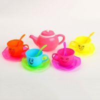 儿童厨房 玩具仿真玩具茶具茶杯茶壶儿童过家家厨房套装厂家直销