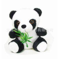 厂家订制批发毛绒熊猫娃娃公仔  直销婚庆礼品玩具