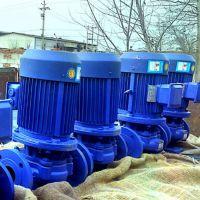 厂家直销ISG型铸铁立式管道泵 离心泵 增压管路泵 给水加压泵