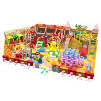 专注定制淘气堡 儿童亲子乐园 游乐设备供应商 淘气堡设备批发