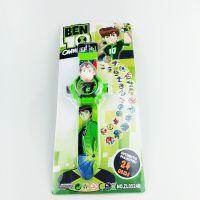 热卖新款卡通人物手表 儿童手表电子手腕表 玩具手表批发直销