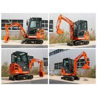 柚子园用履带小型挖掘机原装现货农用微型挖掘机型号价格