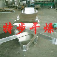 鸡精生产线专用方形振动筛——常州市特步干燥设备有限公司