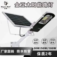 家用太阳能小金豆灯_家用太阳能小金豆灯具定制厂家一体化太阳能路灯
