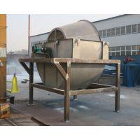 密封滚筒筛处理粉料粉末 全封闭设计 密封罩隔离 环保型滚筒筛厂家