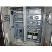 供应自动化成套PLC-800*600*2200控制柜 设计、制作、编程、调试
