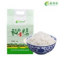 森稻福 五常大米5kg 东北大米稻花香米粳米 黑龙江当季新米 5kg