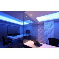厂家雕刻定制波浪板会议室装修装饰造型板立体波浪板