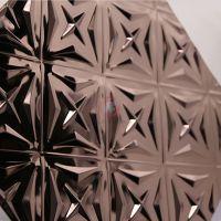 佛山304不锈钢黑钛和纹板销售_不锈钢香槟金和纹板生产厂家_玫瑰金不锈钢乱纹板加工