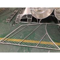 铝方管镂空铝合金窗花可定制