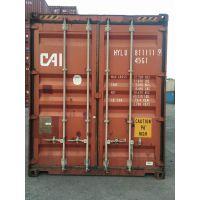 40尺高柜等二手集装箱供应
