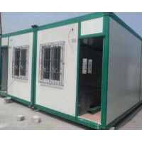 供甘肃兰州集装箱活动房和定西防火集装箱特点