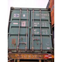 深圳出售中海40尺海运标准集装箱