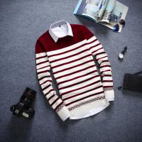 新品打底针织衫男士毛衣 中老年爸爸装外贸库存毛衣工厂处理特价