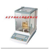 中西 电子天平/电子密度(比重)天平 型号:SMZ1-FA1004N库号:M158301