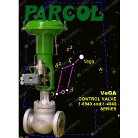 意大利帕克PARCOL Vega 1-6940、1-4640系列调节阀 原装进口
