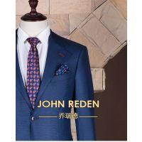成都男士商务西服定制 结婚礼服租赁 单排一粒扣羊毛平驳领西装定做
