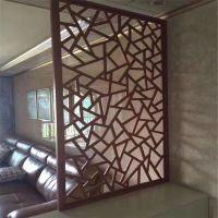 杭州复古铝花格隔断 精品铝窗花供应厂家 可订做