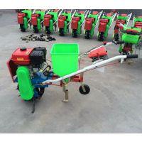 玉米大豆播种施肥机多功能汽油播种机 大豆花生种植机械