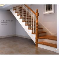 铁艺护栏楼梯-乌鲁木齐怡达楼梯