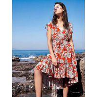 卡尼欧 19夏装 日韩风格品牌折扣女装走份批发品牌质量保证