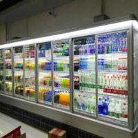 水果展示柜、超市水果蔬菜保鲜柜、冷藏保鲜柜报价