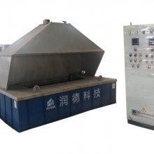 天津润德科技热镀锌设备热镀锌生产线锌锅天然气加热系统