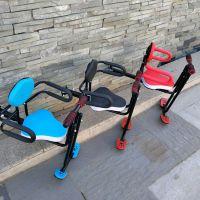 电动车前置座椅可拆装加长款宝宝座厂家直销专利电动车座椅