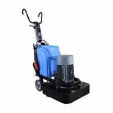 全齿轮传动12头混凝土地面打磨机 天德立640石材地面研磨抛光机