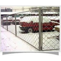 【处理库存】涂塑美格网、美格网护栏、防盗美格网、停车场护栏