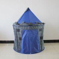 可折叠儿童帐篷 室内儿童游戏屋爬行屋 公主王子蒙古包厂家直销