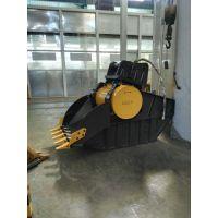 工程机械 挖机破碎斗 矿山石材破碎专用设备